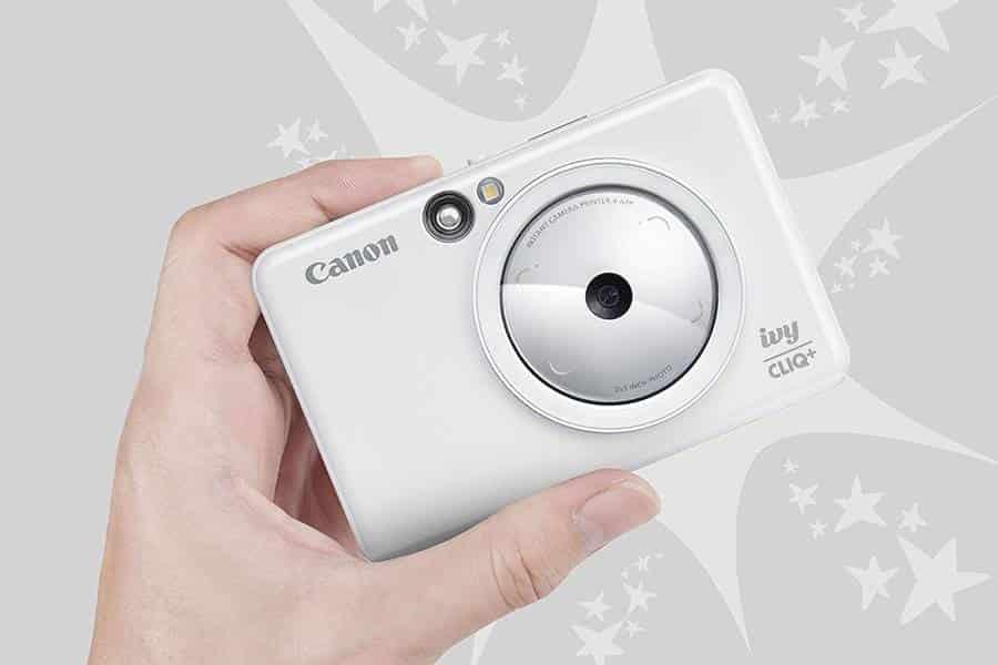 Canon IVY CLIQ Plus