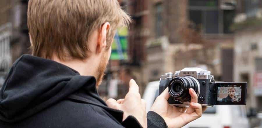 Fujifilm X-T4 Stabilizer