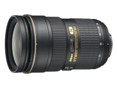 Nikon 24-70 mm f/2.8 G ED AF-S Nikkor