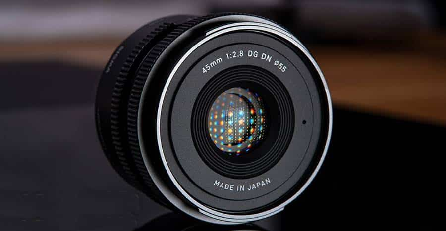 Sigma 45mm F/2.8 DG DN Contemporary Lens Review