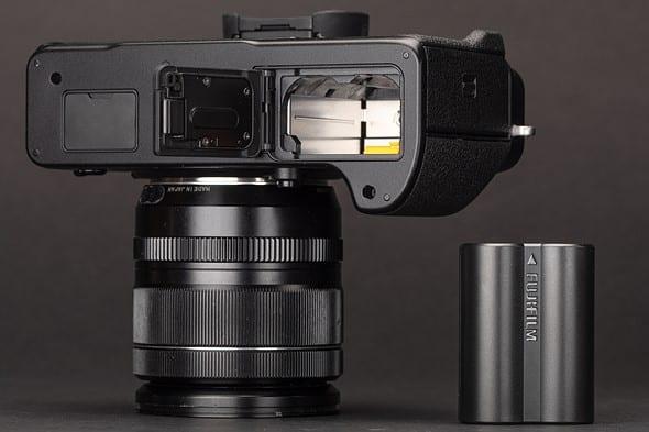 Fujifilm X-T4 Battery