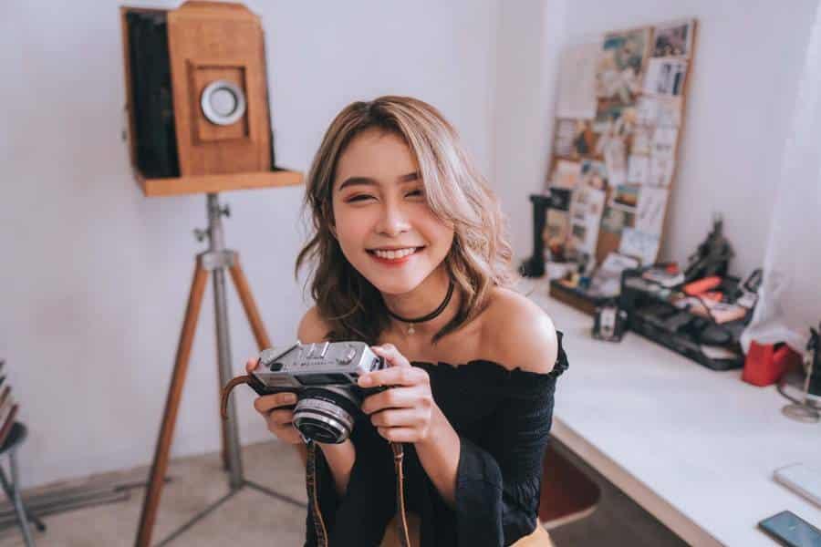 Camera Settings for Studio Photography