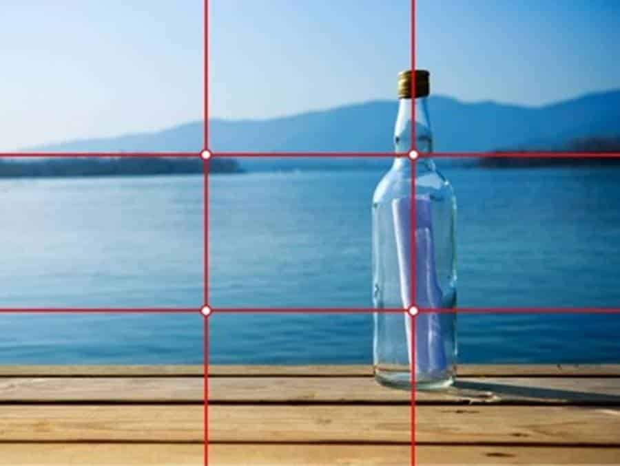 Golden Ratio or Rule of Thirds