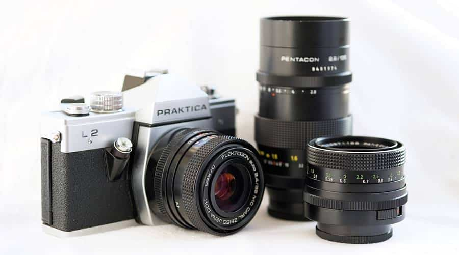 Photographic Equipment and Accessories