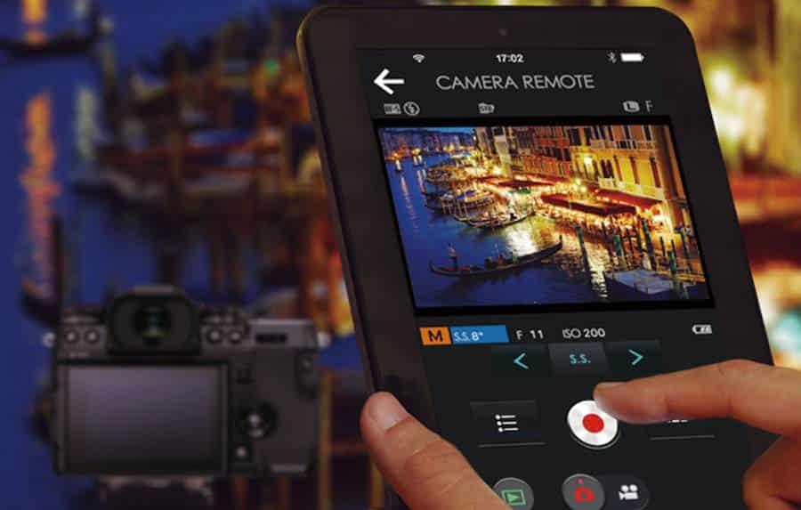 Remote Control - Fujifilm XH-1
