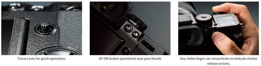 Autofocus - Fujifilm XH-1