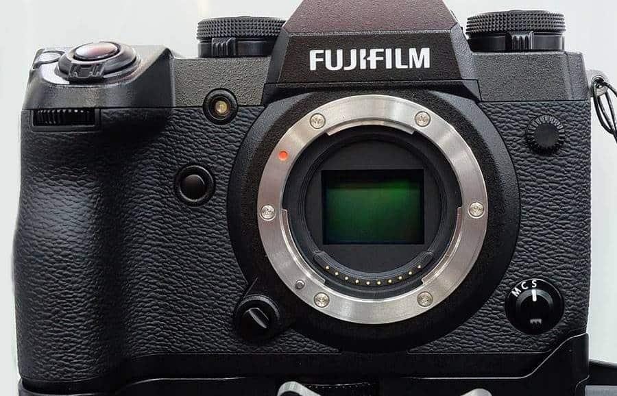 Body - FUJIFILM X-H1