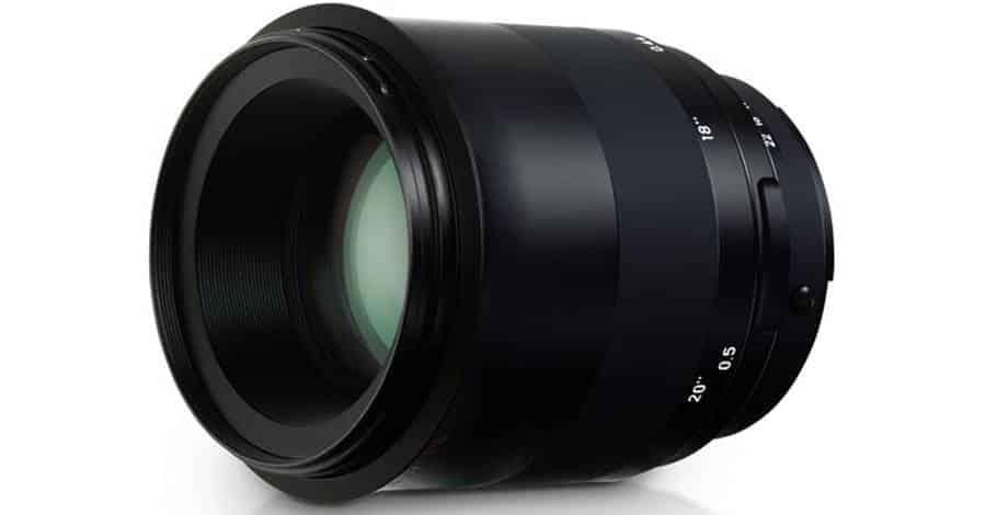 ZEISS Milvus 100/2M lens