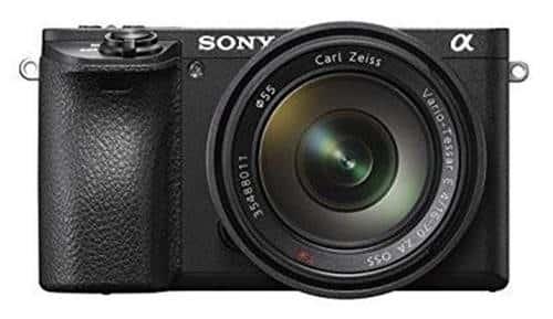 Sony Alpha-a6500 Hybrid Digital Camera