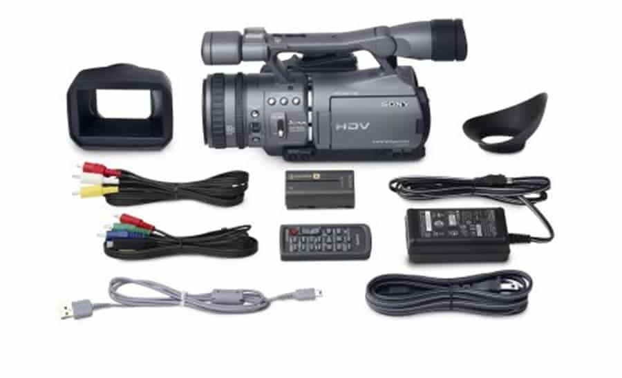 Accessories for Sony Camcorder