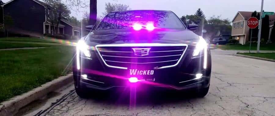 Automotive Strobe Lights