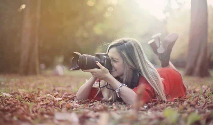How to Use a Professional Camera?