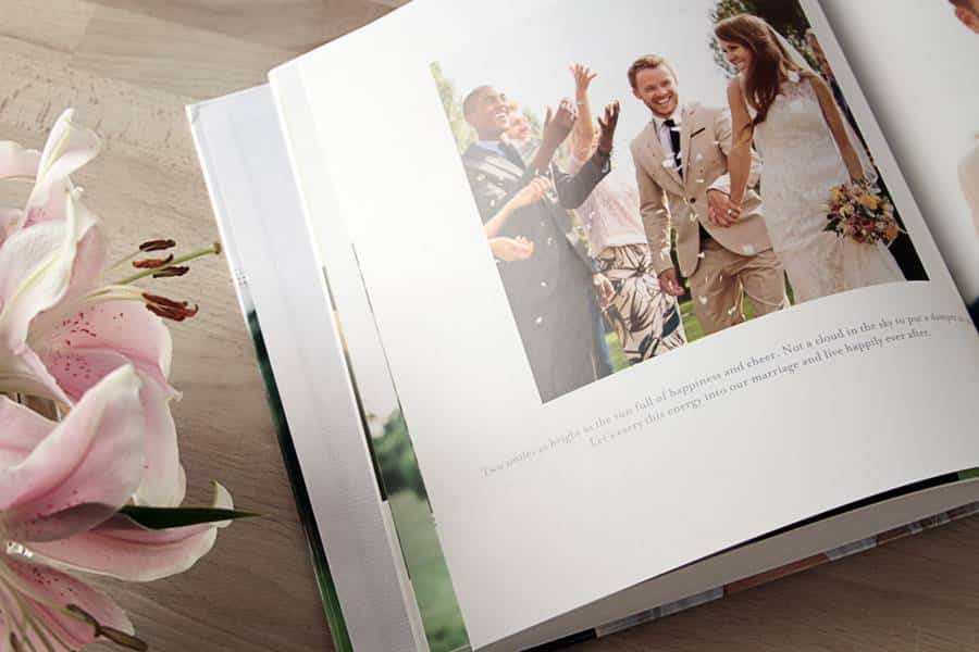 Best Wedding Photo Albums