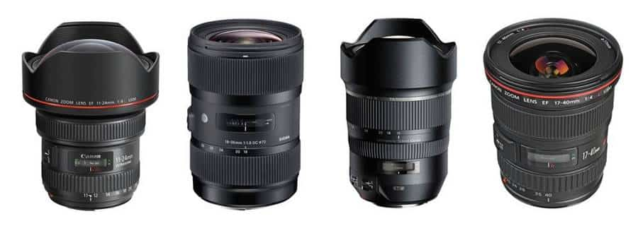 Best Wide Angle Lenses