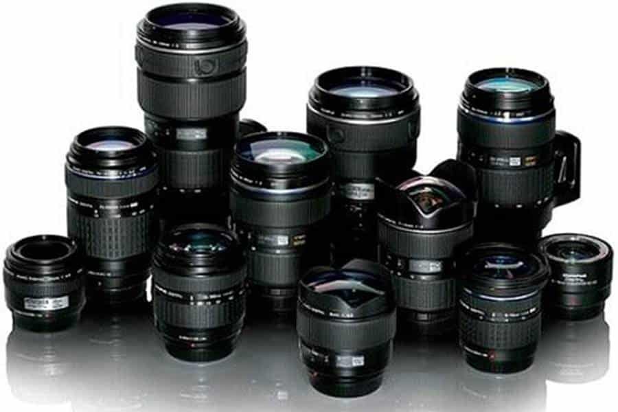 Camera Lenses Explained