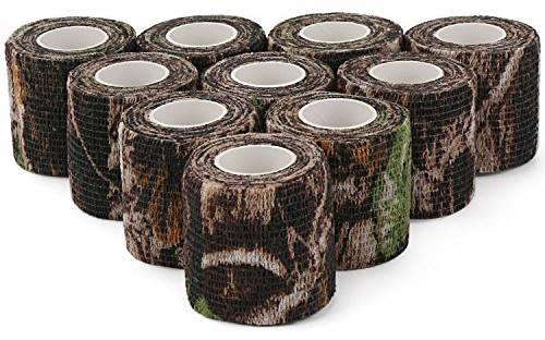 Camouflage Adhesive Tapes