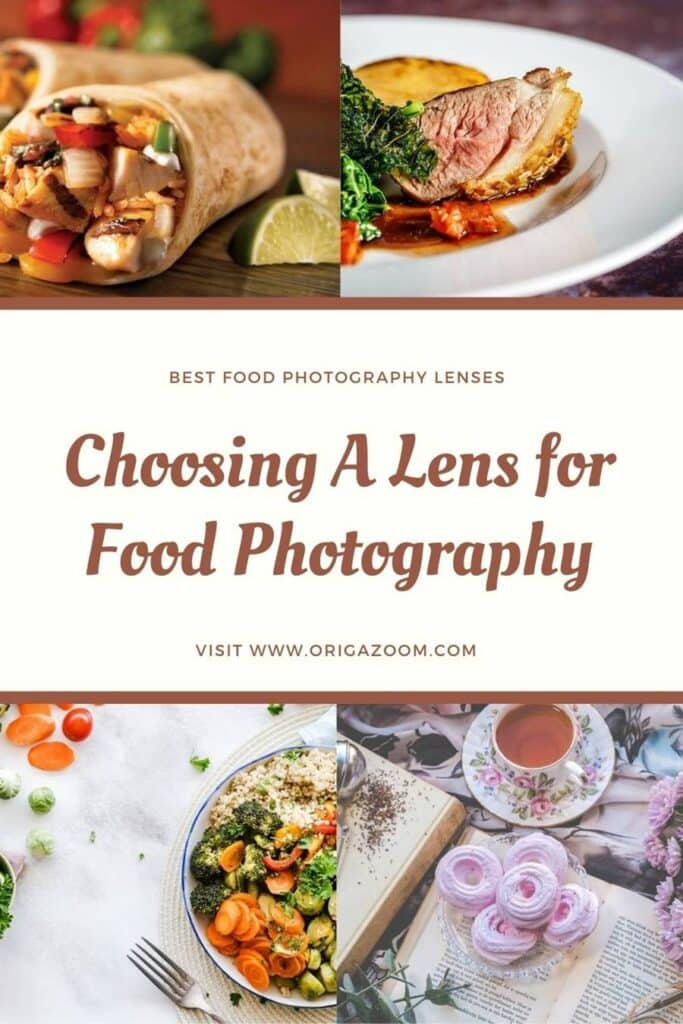 Food Photography Lens: Choosing A Lens for Food Photography