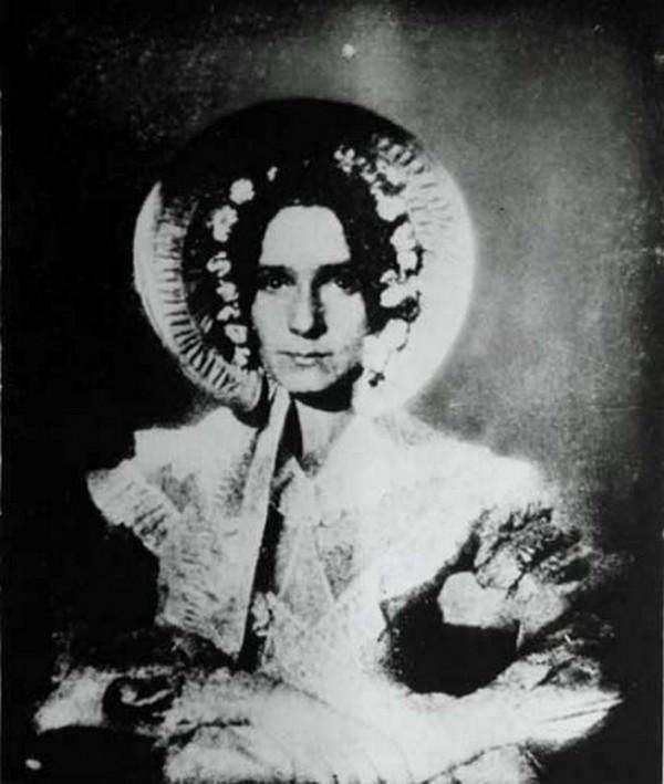First Female Portrait