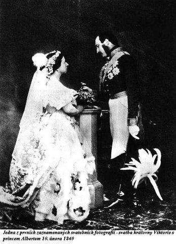 First Wedding Photo