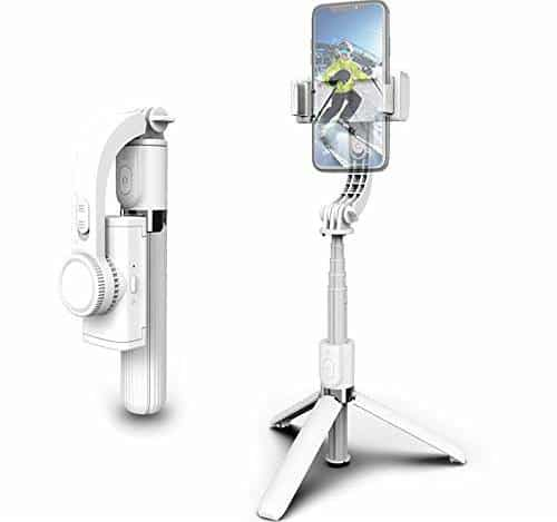 Foldable Phone Stabilizer Selfie Stick Tripod
