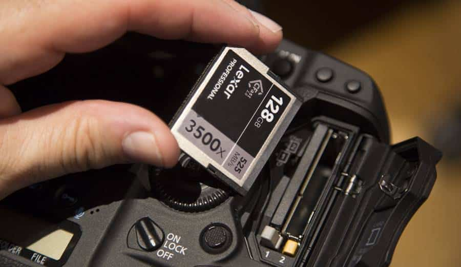 How to Format Camera Memory Card on Camera?