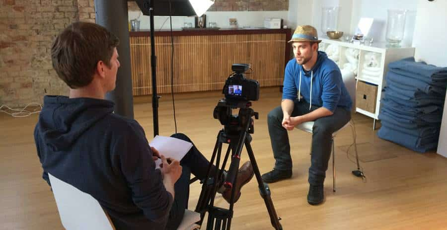 How to Give TV Interview Like A Pro?