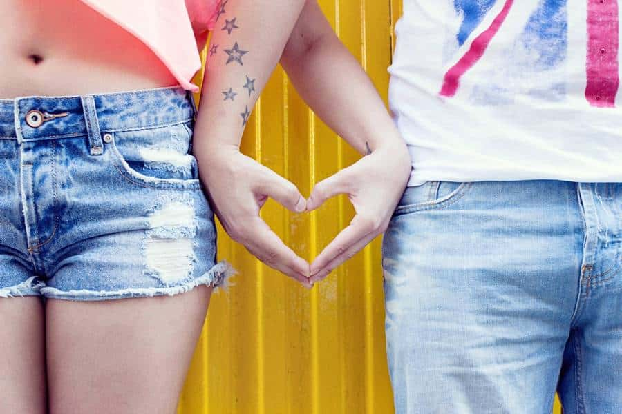 Love Story Photoshoot