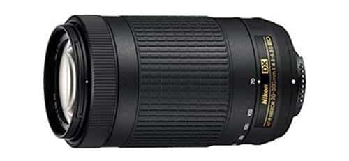 Nikon AF-P DX NIKKOR 70-300mm