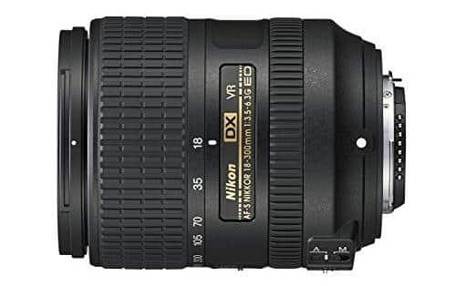 Nikon AF-S DX 18-300mm Zoom Lens