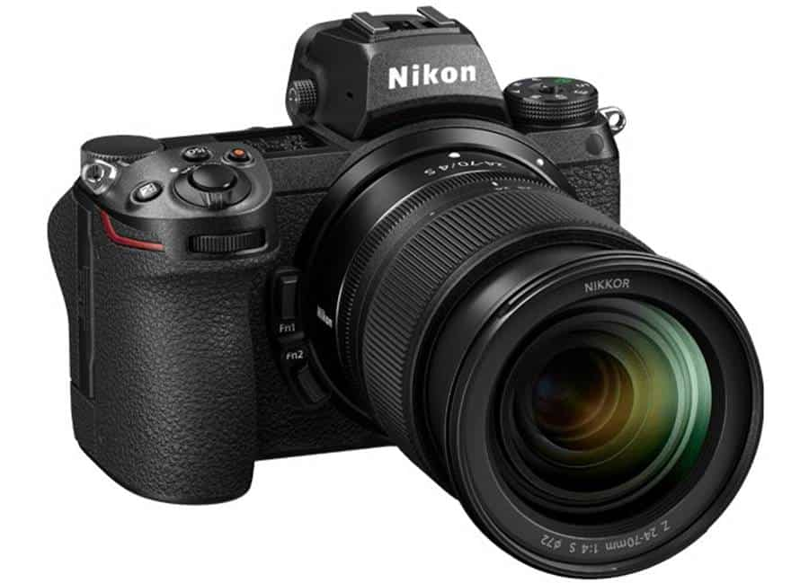 Nikon z6 II Right View