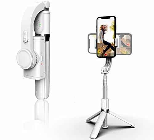 OUTAD Bluetooth Selfie Stick Tripod