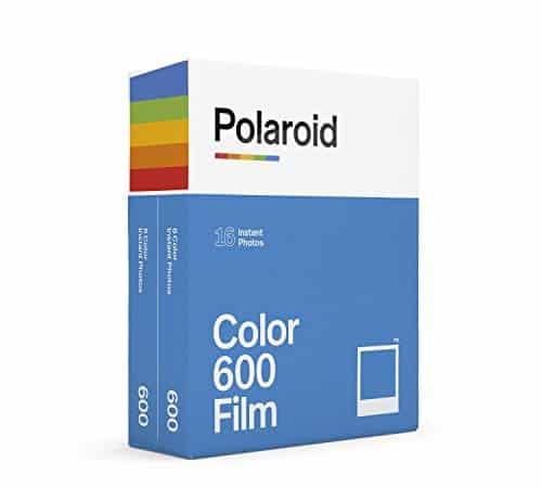 Polaroid Double Pack Color 600
