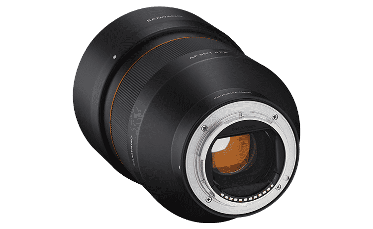 Samyang 85mm f/1.4 AF Lens