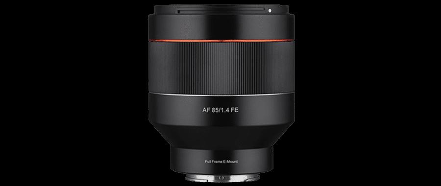Samyang 85mm 1.4 Canon RF Mount Lens