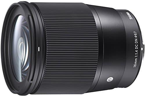 Sigma Lens 16 mm F/1.4 DC DN