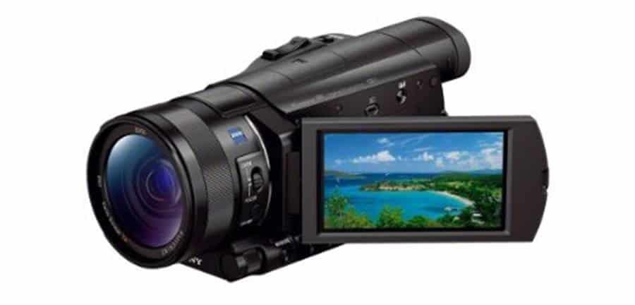 Sony FDR-AX100 20.0 Mpix 4K Camcorder