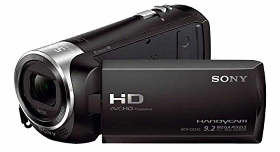 Sony HDR-CX240 Handycam Camcorder