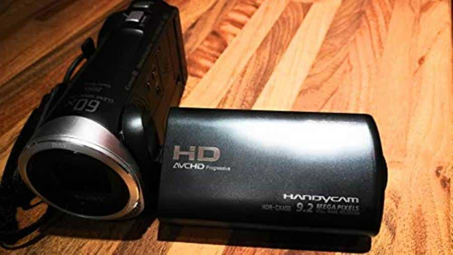 Sony HDR-CX450 Classic Camcorders