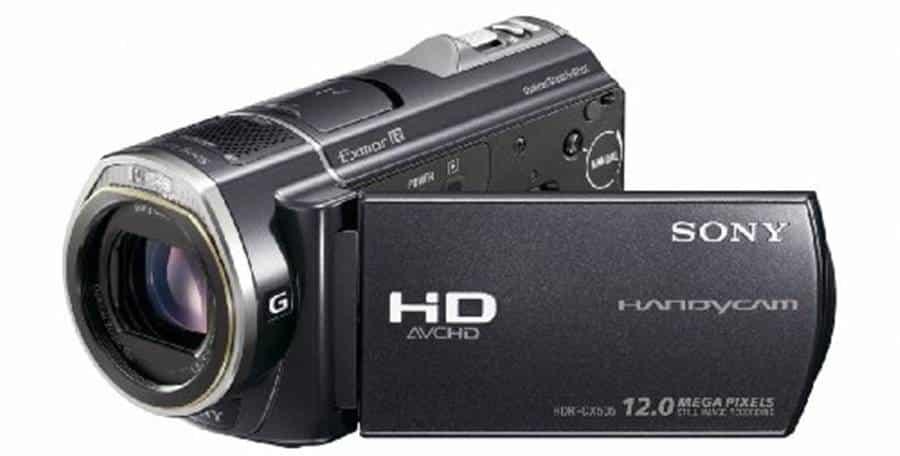 Sony HDR-CX505VE Handycam