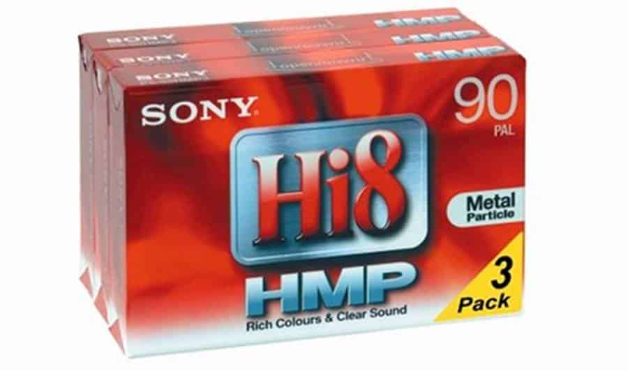 Sony Video Cassette 8 for Camcorder