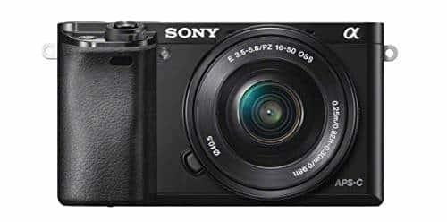 Sony α6000 Hybrid Digital Camera