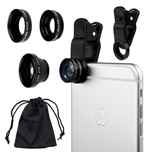 Universal 3 in 1 Smartphone Lens