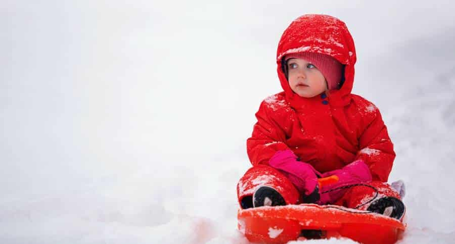 Winter Photo Shoot Ideas for Kids