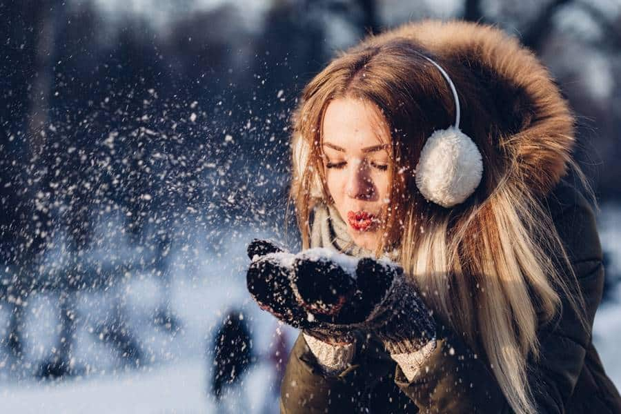 Winter Photo Shoot Ideas