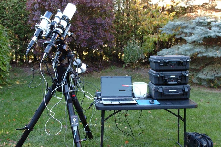 Astrophotography Equipment