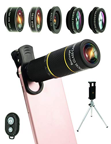 Smartphone Lenses by BSY Digital