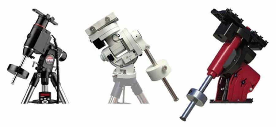 Choosing A Telescope Mount