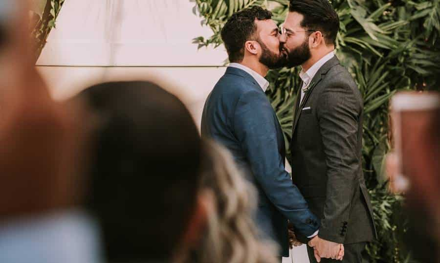 Gay Wedding. Source - Pixels