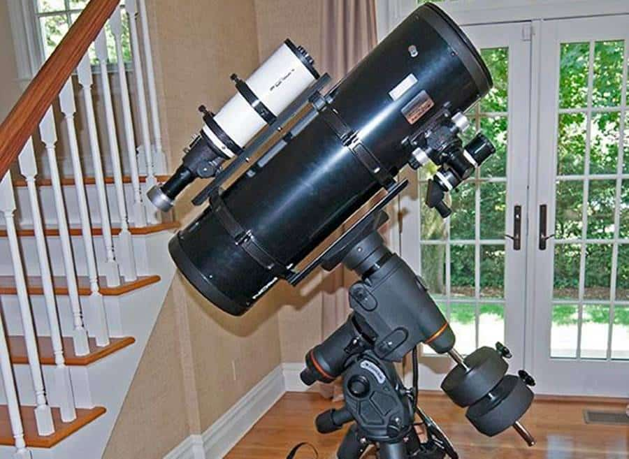 Guiding and Guidance Accuracy During Astrophotography