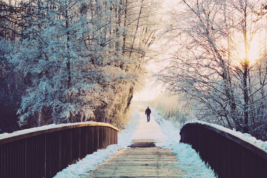 Photography in Extreme Cold Weather
